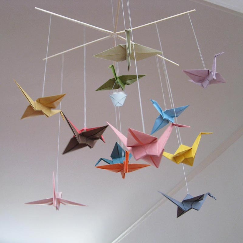 Origami Mobiles
